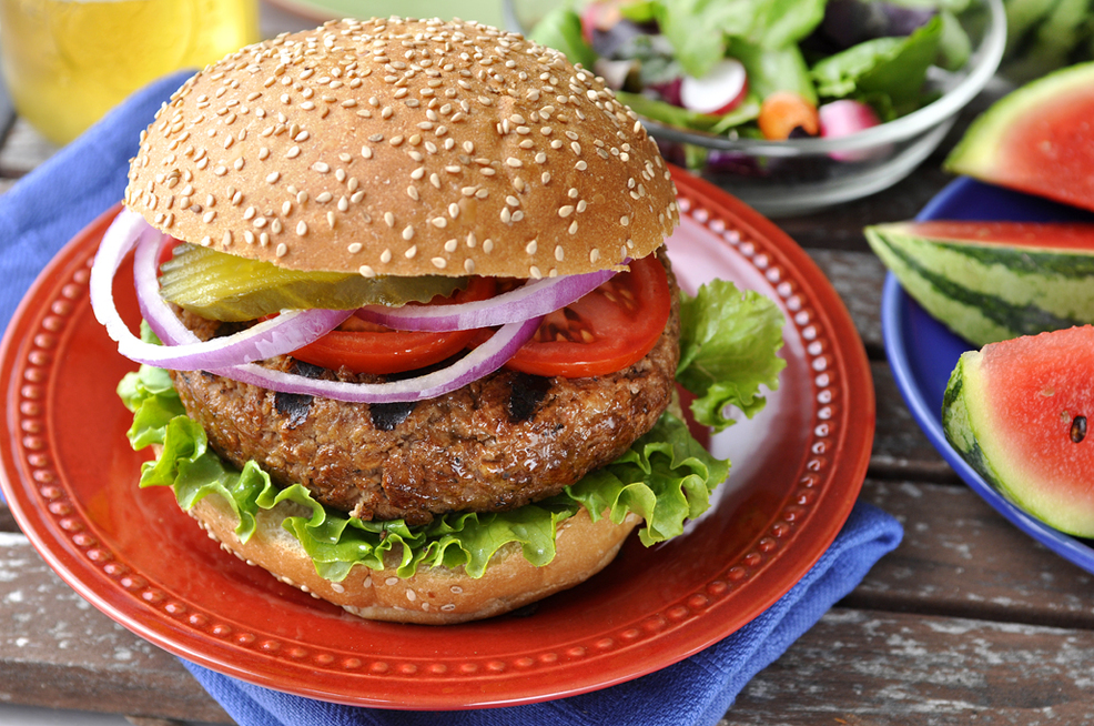 гамбургер в домашних условиях рецепт фото пошагово обычно