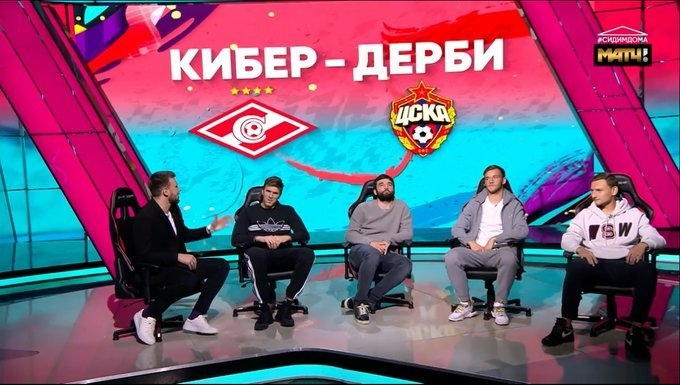 ЦСКА отомстил «Спартаку» вкибердерби!