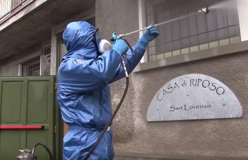 Памятник российским военным предложили установить в Италии