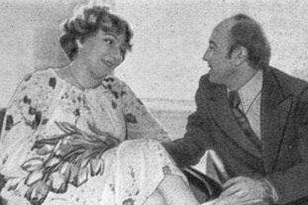 Татьяна Тарасова опубликовала архивное фото с мужем