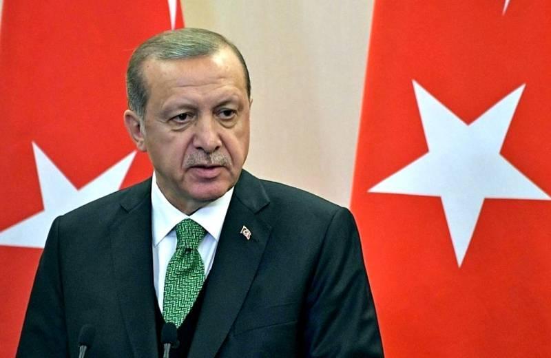Эрдоган потребовал устранения всех иностранных наёмников в Ливии