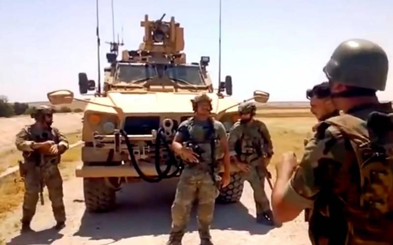 «Если вернетесь, я вас сожгу»: сирийский командир пригрозил американскому патрулю