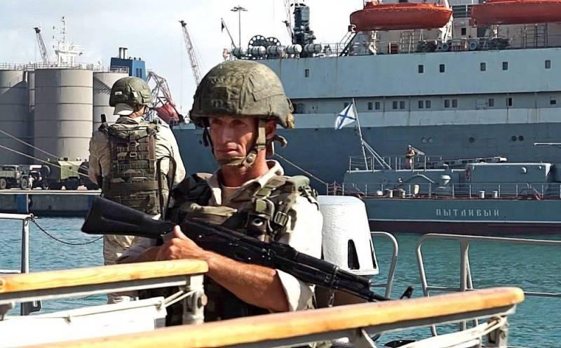 RAND: Русским не хватало крупной военной базы в Средиземноморье, теперь она есть