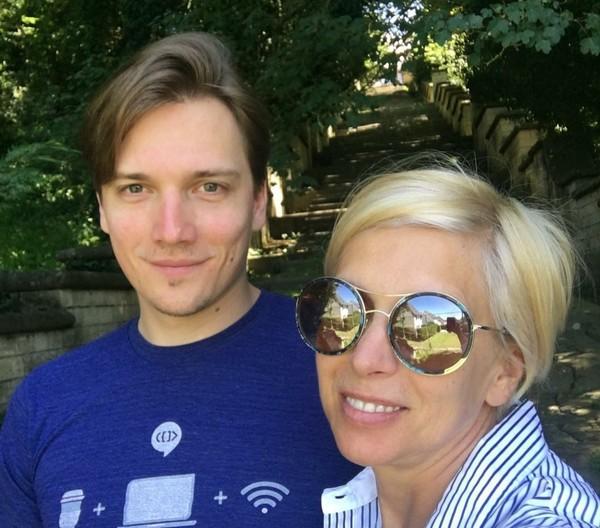 Алена Свиридова: «Рождение первенца оказалось страшным стрессом»