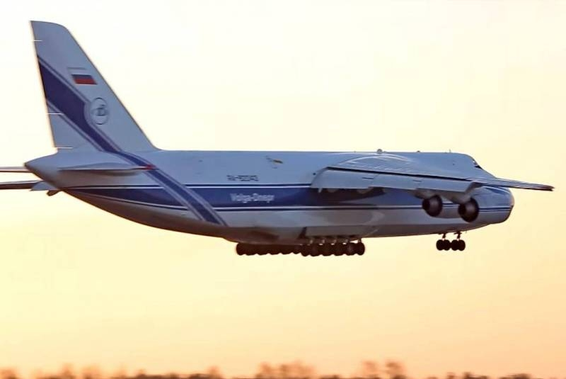 В обход Турции: в Ливию впервые прилетел российский Ан-124 «Руслан»