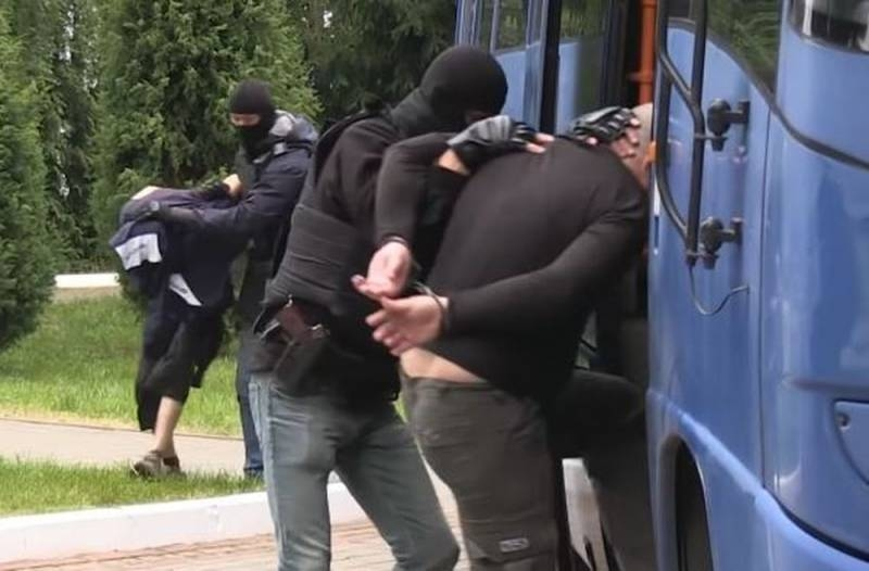 Задержание боевиков в Минске: почему это не мог быть «Вагнер»
