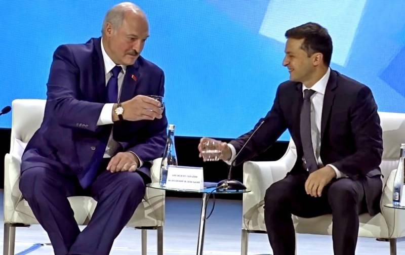«Запасной аэродром»: Лукашенко неспроста заигрывает с Киевом