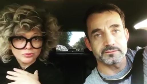 Дмитрий Певцов показал домашнее видео