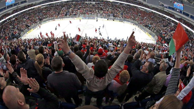 УБелоруссии отобрали чемпионат мира. Похоже, турнир проведет только Латвия