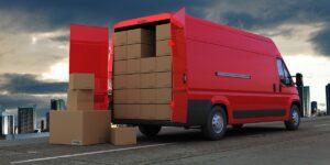 Расчет стоимости доставки грузов