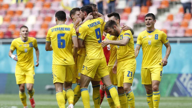 Украина сделала заявку наплей-офф. Команда Шевченко небез приключений обыграла македонцев иотменила антирекорд