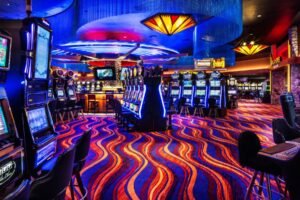 Бонусы и акции в казино X