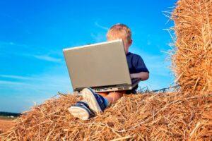 Технологии организации сети в поселке