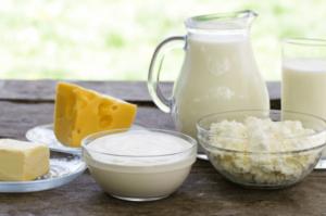 Натуральные молочные продукты от Aflora