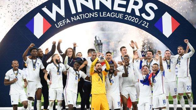 Спасибо УЕФА заЛигу наций. Это иправда отличный турнир