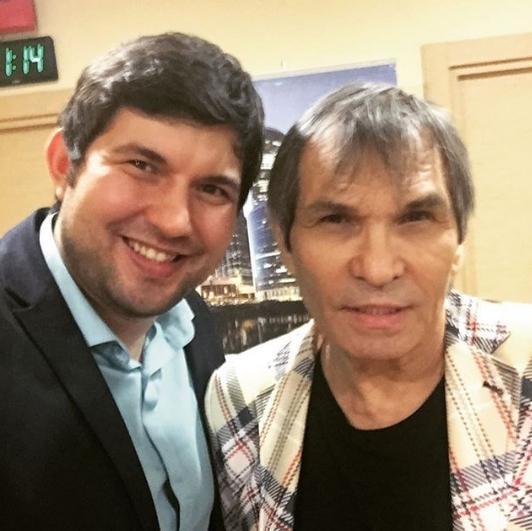 Бари Алибасов-младший: «Папа думает, как ему с максимальными почестями и торжествами уйти на тот свет»