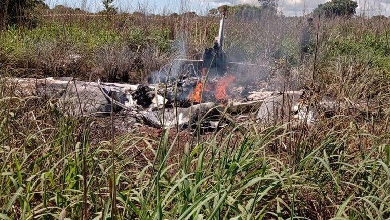 Бразильские футболисты погибли вавиакатастрофе. Подробности