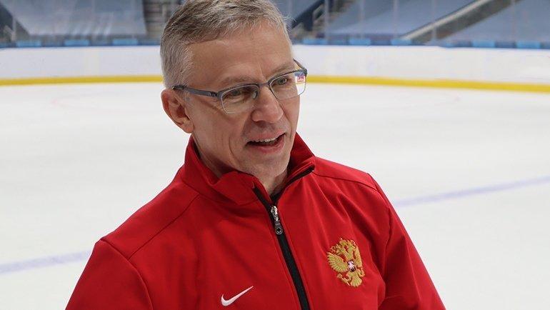 Ларионов перед Германией вспомнил про поражение СССР отПольши. Одна изсамых шокирующих неудач советского хоккея