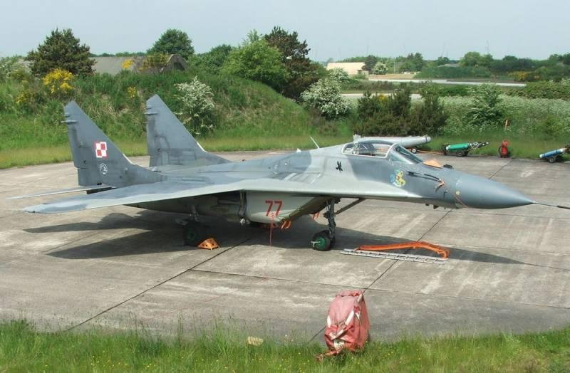 Летчики ВВС Польши оказались в опасности из-за ухудшения отношений с РФ