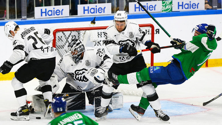 Плей-офф КХЛ: естьли шанс уаутсайдеров пройти первый раунд?