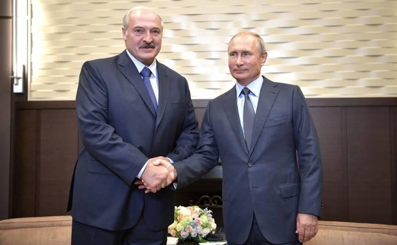 Почему Путин поддержал Лукашенко несмотря ни на что