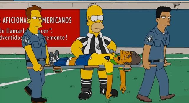 Предсказания из сериала «Симпсоны» сбываются