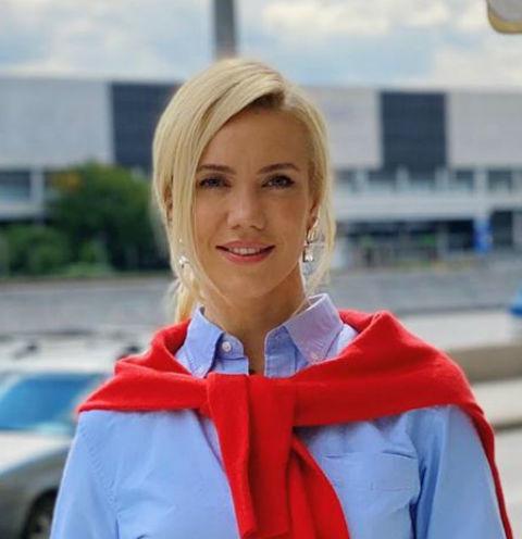 «С ним очень интересно»: Елена Крыгина ответила на слухи о романе с Pharaoh