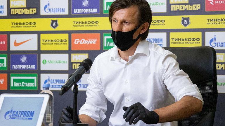 Сергей Семак: «Пока немножко непонимаем, что можем сделать влетнее трансферное окно»