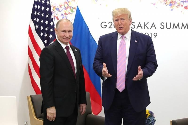 WP: Трамп не замечает главного – мести со стороны Путина